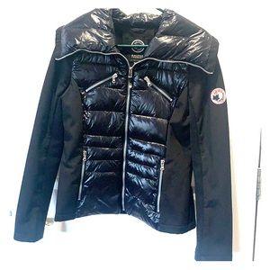 🍁Down puffer ski jacket EUC small